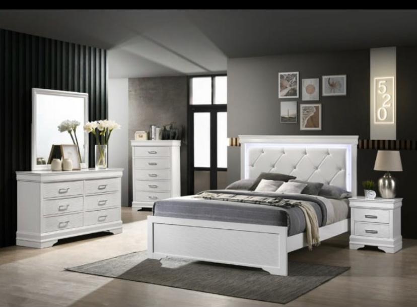Malawi Twin/Full/Queen Bedroom Set