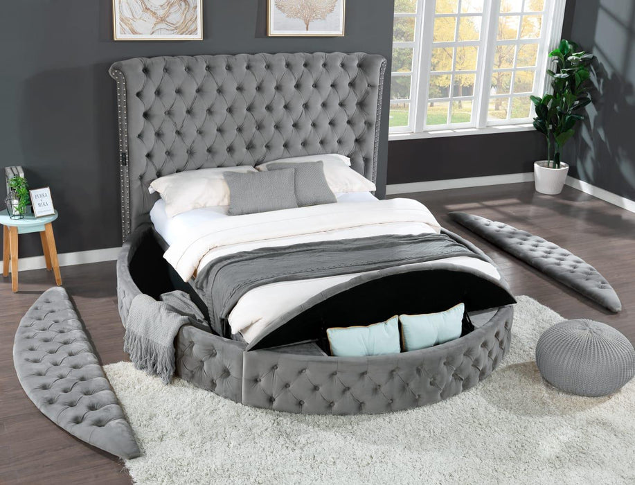 Hazel Bed Frame - Queen/King
