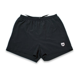 black shorts, quick dry, titanwear