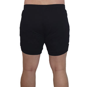 Aesthetic sweat shorts - back