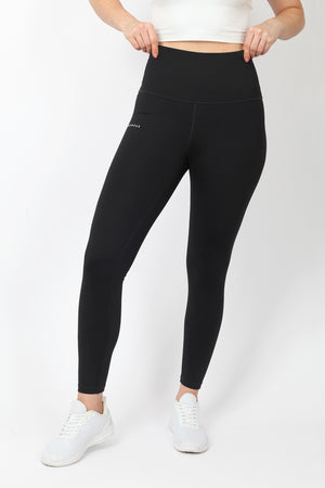 Ultra high waisted leggings front