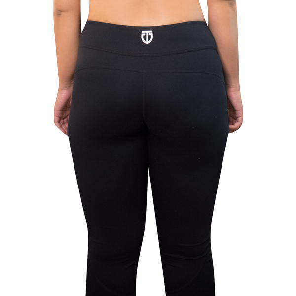 Titanwear nylon leggings - back