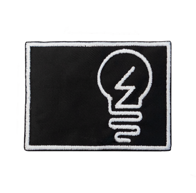 Inspiration Skateboard Patch