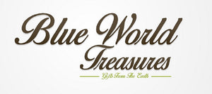 Blue World Treasures Handcrafted Gemstone Jewelry