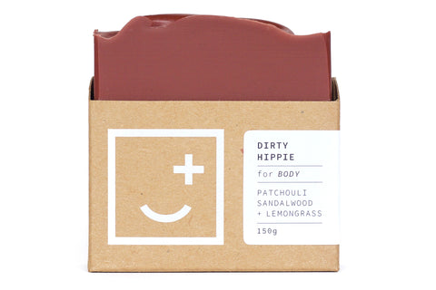Dirty Hippie - Natural Body Wash