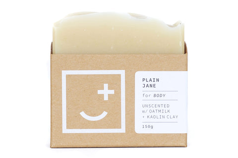 Plain Jane - Natural Body Wash