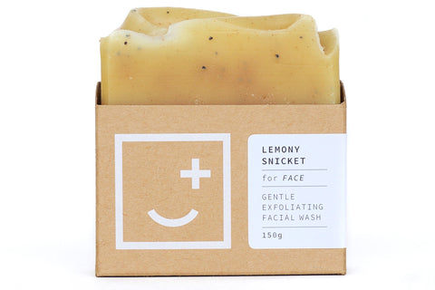 Lemony Snicket - Natural Face Wash