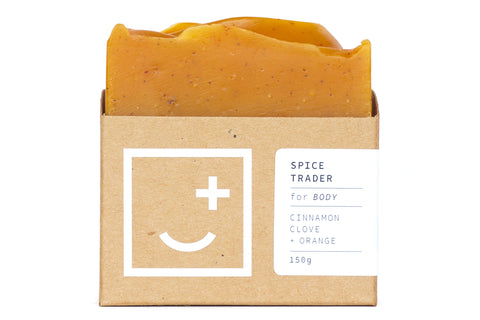 Spice Trader - Natural Body Wash
