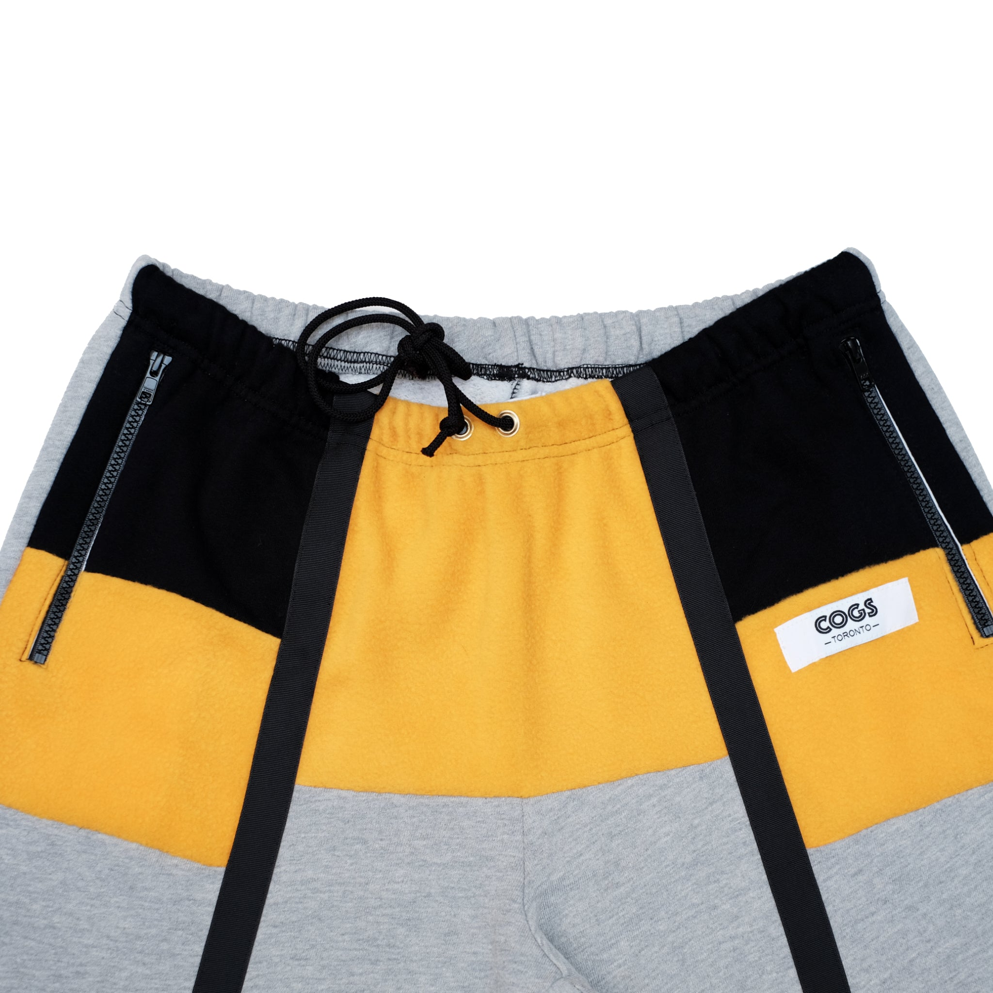 Cogs Shop | Don't Watch Face | Scarborough Uniform Sweatpants waistband