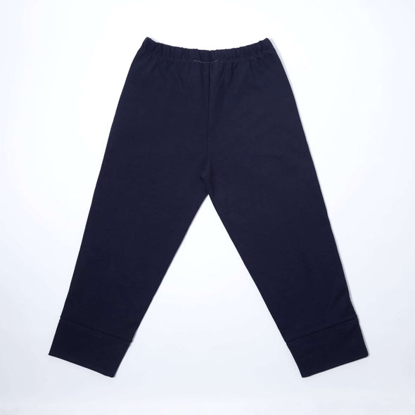 Cogs Shop | The First Summer | Cropped Pin Tuck Pants back