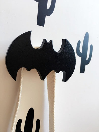 Cute Wooden Wall Hooks - Many Designs!