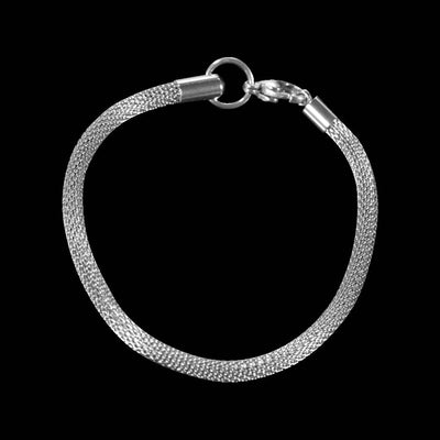 Stainless Steel Ball Clasp Style Bracelet for your Charms