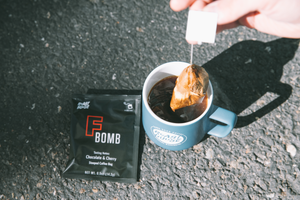 F-Bomb x Single-Serve Steeped Bag