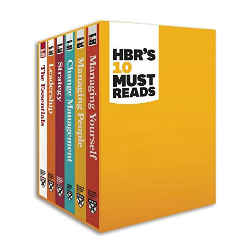 HBR's 10 Must Reads Boxed Set