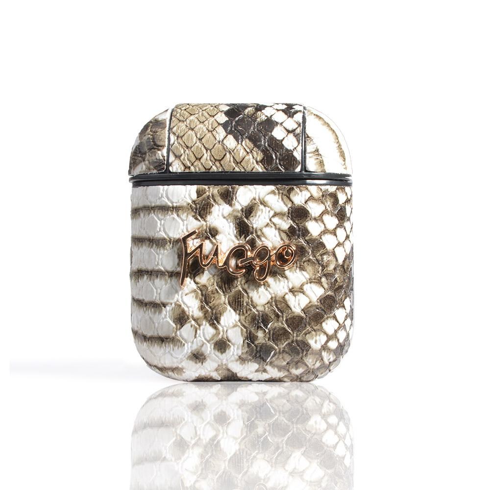 Snake Skin Airpod Case  Cover for Airpod 1 2