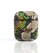 Load image into Gallery viewer, Snake Skin Airpod Case  Cover for Airpod 1 2
