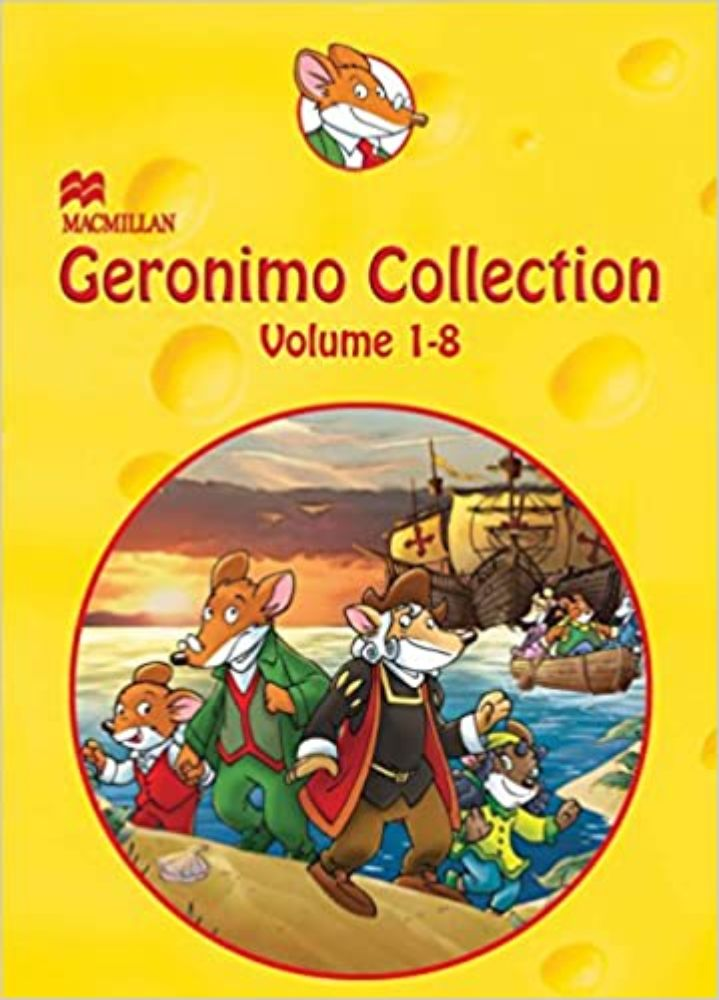 Geronimo Collection Box Set Vol-18