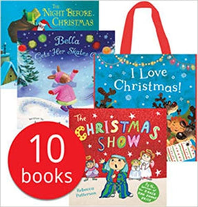 Santas Bag of Books x 10 Book Set