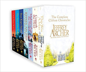 The Clifton Chronicles Boxset