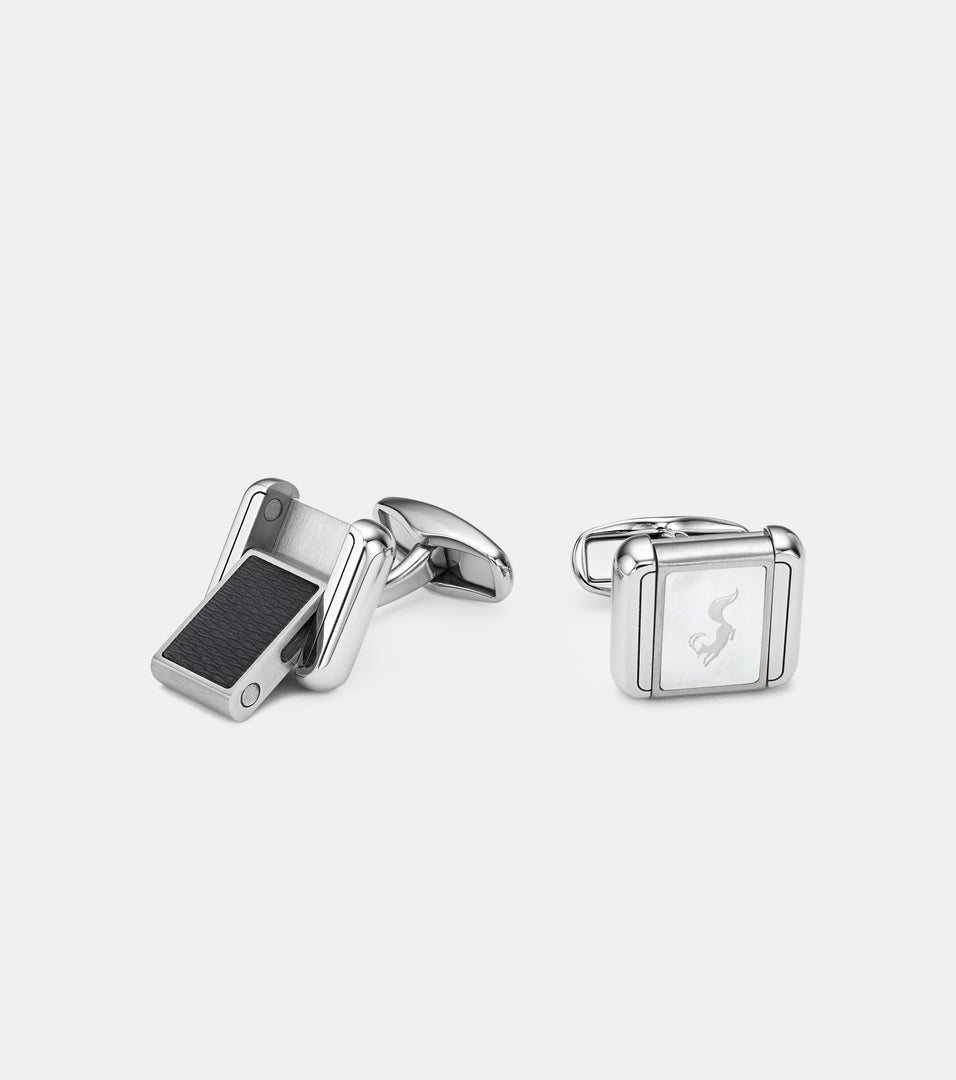 Harrison Alternating Cufflinks
