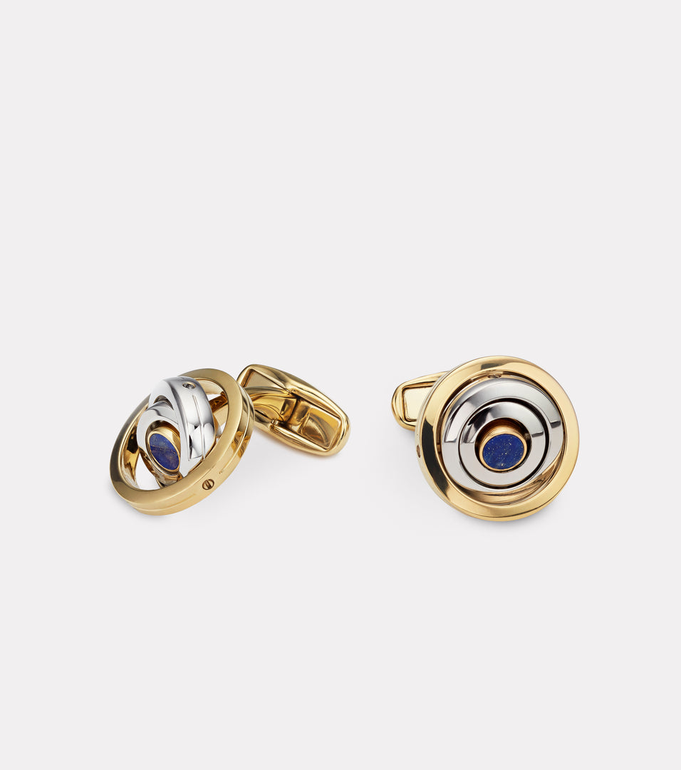 Harrison Gyroscope Cufflinks