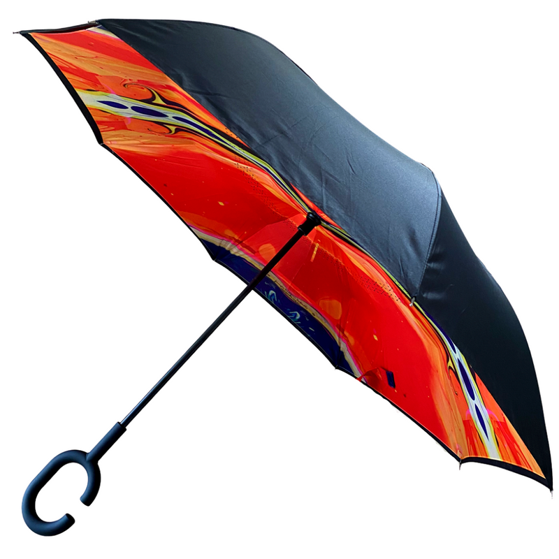 Jonique Designer Umbrella C_Handle -Radiance
