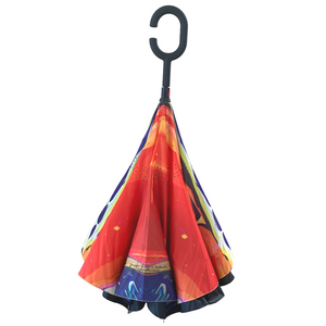 Jonique Designer Umbrella Standing -Radiance
