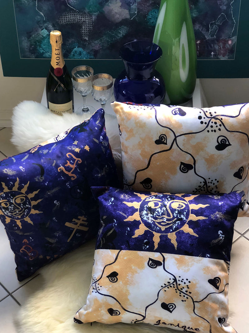 Jonique Love Cushion Collection