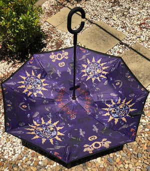 Umbrella Reverse Designer Jonique Royale Sun-Inner
