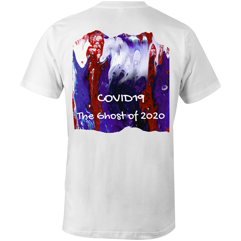 COVID19 T-Shirt Private Arts