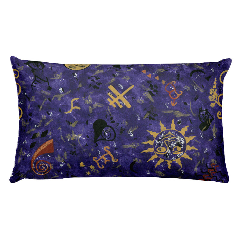 Jonique Royale VI-Love Cushion Rectangle-Front