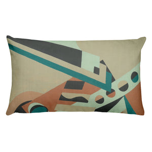 Jonique Geometric Cushion Rectangular Front