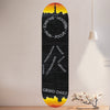 Grind Daily Skateboard Wall Art with Mounts included. (1pcs)