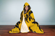 Regal Sherpa Wrap Premium Hooded Blanket