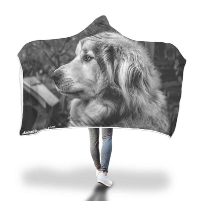 Majestic Friendship Premium Hooded Blanket