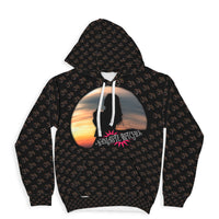 Namaste Bitches  super soft all over print hoodie