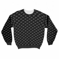 Namaste Elite Classic Black Super Soft Premium Sweatshirt