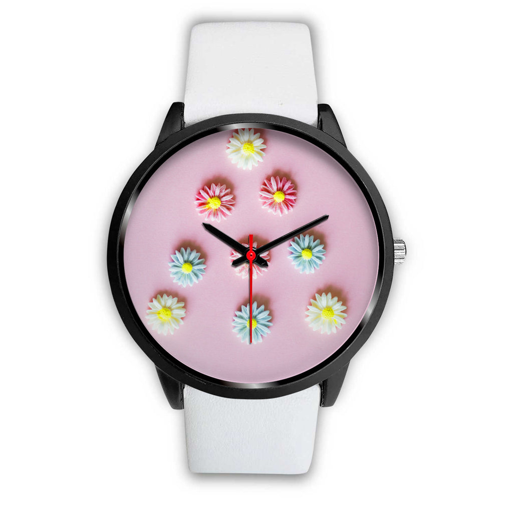 Fancy Flower Fashion Watch