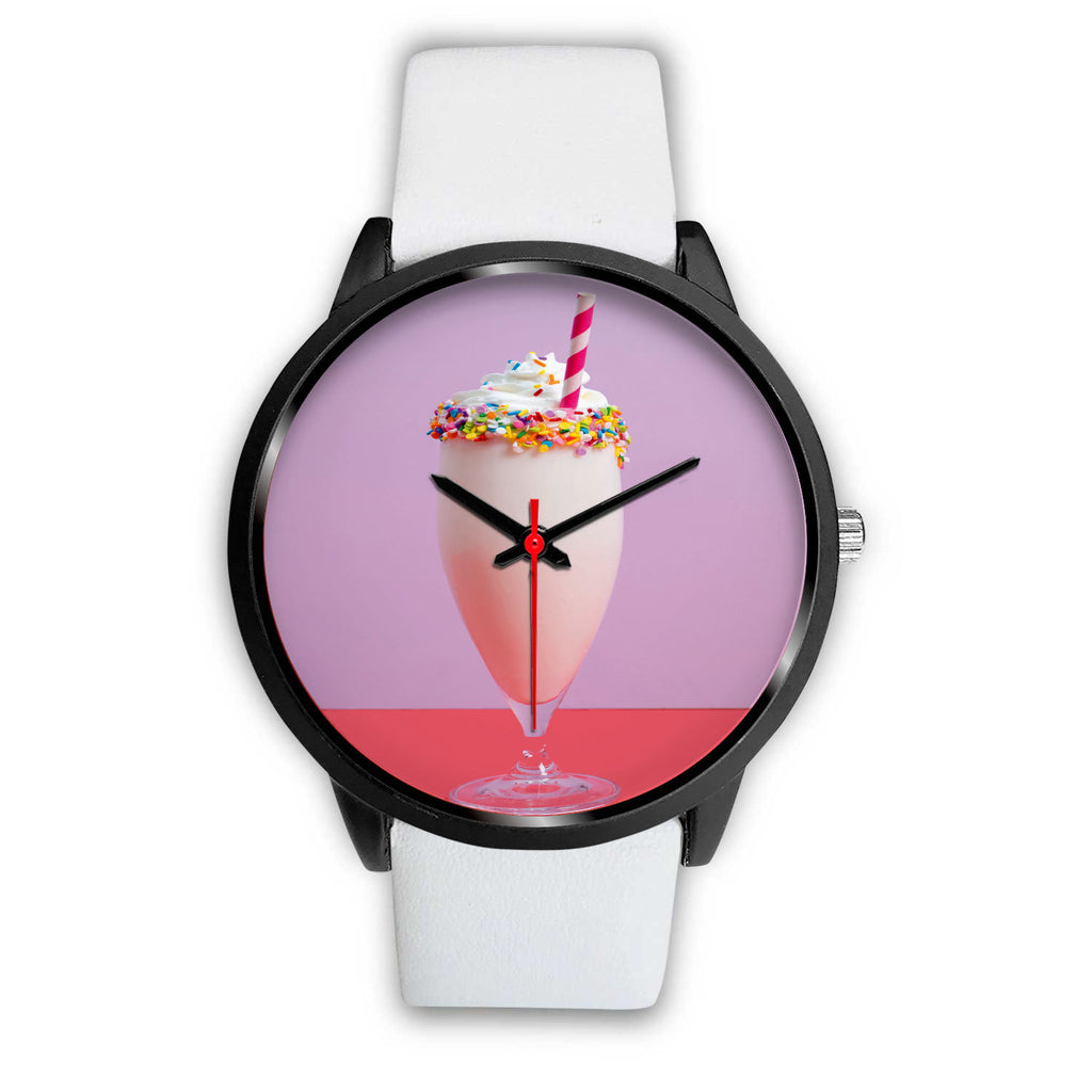 Milkshake Collectors Edition Black Fashion Watches