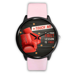 Touch Me Collectors Edition Black Fashion Watch