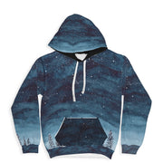 Star Night Collectors Black Super Soft Premium Hoodie