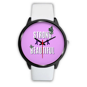 Strong Beautiful Collectors Edition Black Fashion WatchStro