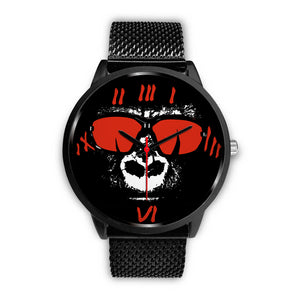Monkey Business Collectors Edition Black Fashion Watch
