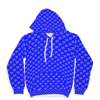 Enlightened Collection Blue Super Soft Premium Hoodie