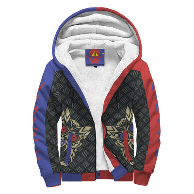 Owlsome Namaste Super Soft Multi Color Hoodie