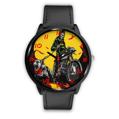 Lets Ride Premium Fashion Watch