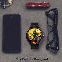 Lets Ride Collectors Edition Premium Fashion Watch