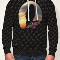 Namaste Sunset Super Soft Premium Hoodie