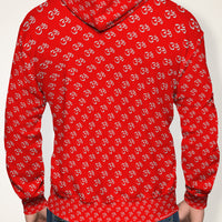 Enlightened Collection Red Super Soft Premium Hoodie