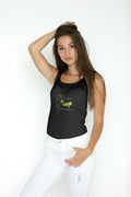 Twitterpated Frog Women's Tank Top